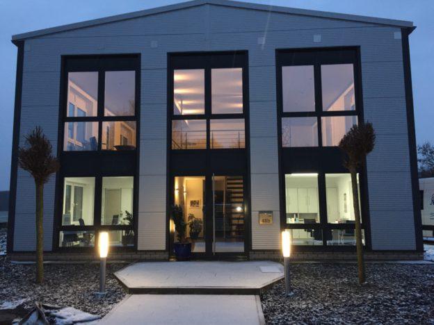 Firmengebäude Pelzer & Althues, Am Landhagen 48b, Oelde